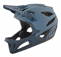 Troy Lee Designs - Kask Stage Stealth Gray MIPS®