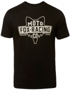 FOX - T-shirt Flat Head Premium