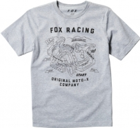 FOX - T-shirt Fast Track Junior