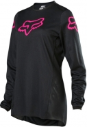 FOX - Jersey 180 Prix Black Pink Lady
