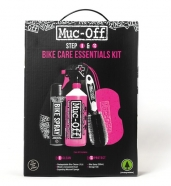 Muc-Off - Zestaw do pielęgnacji roweru Essentials Bicycle Kit