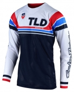 Troy Lee Designs - Jersey SE Air Seca White Dark Navy