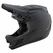 Troy Lee Designs - Kask D4 Stealth Black Gray MIPS®