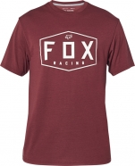 FOX - T-shirt Crest Tech