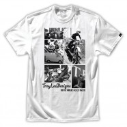Troy Lee Designs - T-shirt Way Back