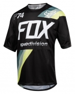 FOX - Jersey Demo Drafter Black