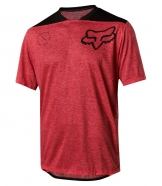FOX - Jersey Indicator Asym Bright Red