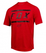 FOX - Jersey Ranger Bars Bright Red